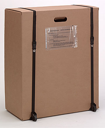 UPS Shipping Crate